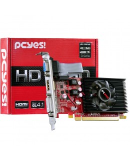 VGA GPU 6450 PS64506401D3LP LOW PROFILE 1GB 64 BITS
