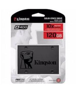 HD SSD 120GB KINGSTON (3 MESES DE GARANTIA)