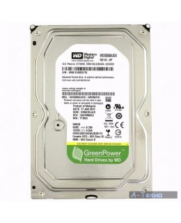 HD 500 SATA WESTRN DIGITAL GREENPOWER