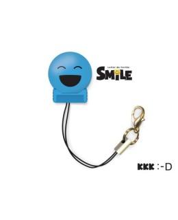 LEITOR MICRO SD SMILE AZUL 5445