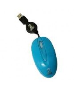 MINI MOUSE OPTICO AZUL USB NEOX