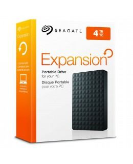 HD EXTERNO  4TB SEAGATE EXPANSION 2.5 USB 3.0