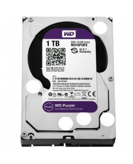 HD INTERNO WESTERN DIGITAL 1TB WD10PURX PURPLE