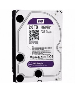 HD INTERNO WESTERN DIGITAL 2TB WD20PURX PURPLE