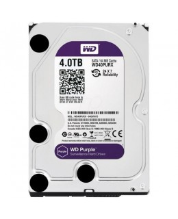 HD INTERNO WESTERN DIGITAL 4TB WD40PURX PURPLE