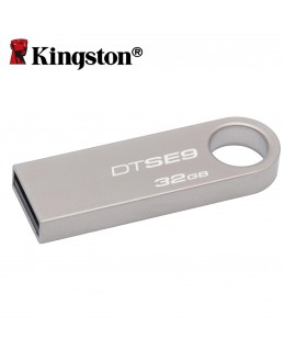 PEN 32GB KINGSTON DTSE9 USB 2.0 SILVER