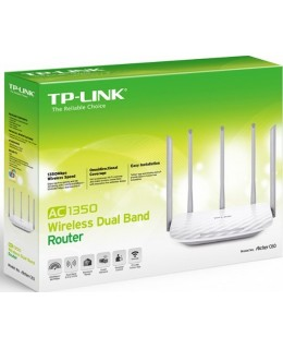 ROUTER TP-LINK ARCHER C60 ROUTER AC1350 DUAL BAND