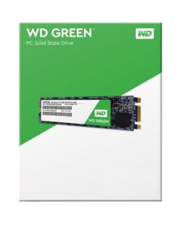 HD SSD M.2 120GB WESTERN GREEN SATA3