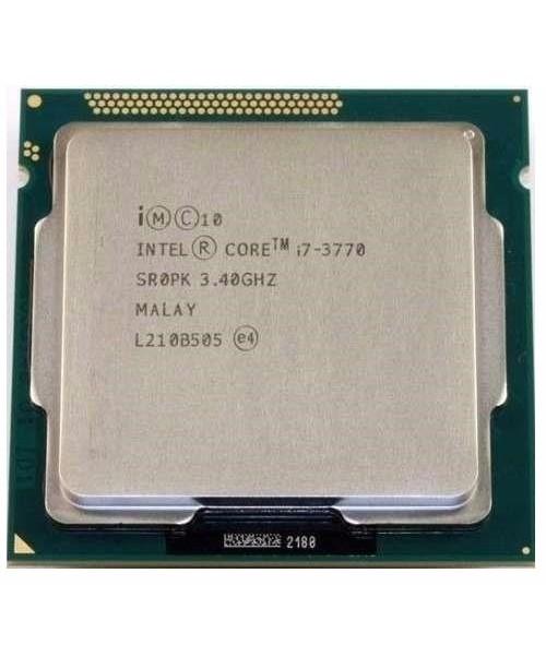 CPU I7 3770 OEM COM COOLER