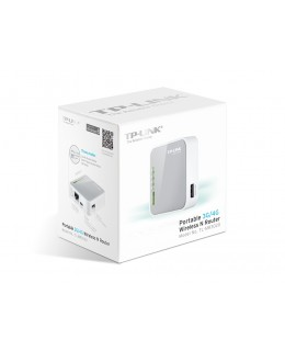 ROUTER PORTABLE 3G/4G WIRELESS TL-MR3020