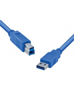 CABO IMPRESSORA USB 3.0 AMACHOXBMACHO 2 MTROS U3AMBM-2 VINIK