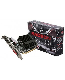 VGA GPU RADEON HD5450 LOW PROF H545HR1GB