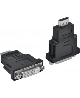 ADAPTADOR DVI 24+1 FEMEA X HDMI MACHO ADVIF-H VINIK