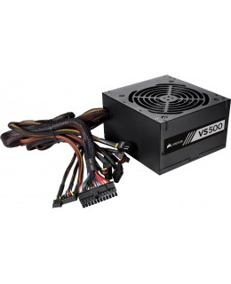 FONTE ATX 500W VS500 80PLUS WHITE CP-9020118-NA - CORSAIR