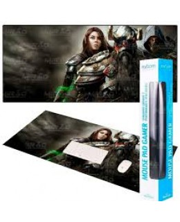 PAD MOUSE A07 GAMER EXTRA GRANDE MEDIDA 900X400