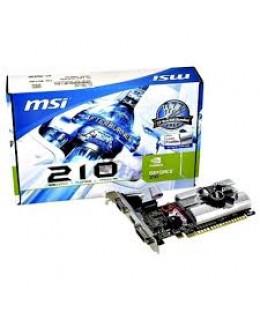 PLACA DE VIDEO NVIDEA MSI GEFORCE N210 1GB DDR3 PCI-E