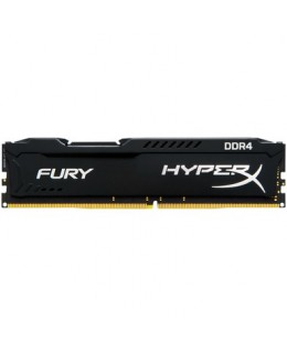 MEMORIA 4GB DDR4 2400 HYPERX KINGSTON BLACK FURY
